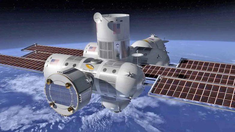 Video: अंतराळातील पहिले हॉटेल; 12 दिवस, दिवसाला 6 कोटी, 24 तासांमध्ये पहा 16 वेळा सूर्योदय