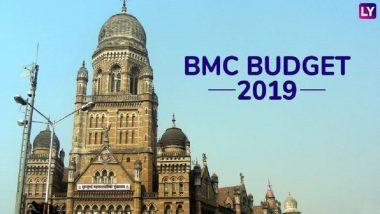 BMC Budget 2019: मुंबई महानगरपालिकेचा नवा अर्थसंकल्प मुंबईकरांसासाठी दिलासादायक; करवाढ नाही, नागरी सुविधा, BEST साठी खास तरतूदी