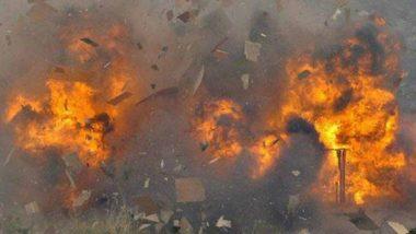 क्वेटा: मशिदीत झालेल्या स्फोटात एका पोलीस अधिकाऱ्यासह 15 जण मृत्युमुखी