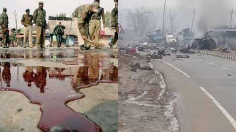 Pulwama Terror Attack: खबरदारी घेतली नाही; दहशतवादी हल्ल्यापूर्वी गुप्तहेर विभागाने दिला होता हा इशारा