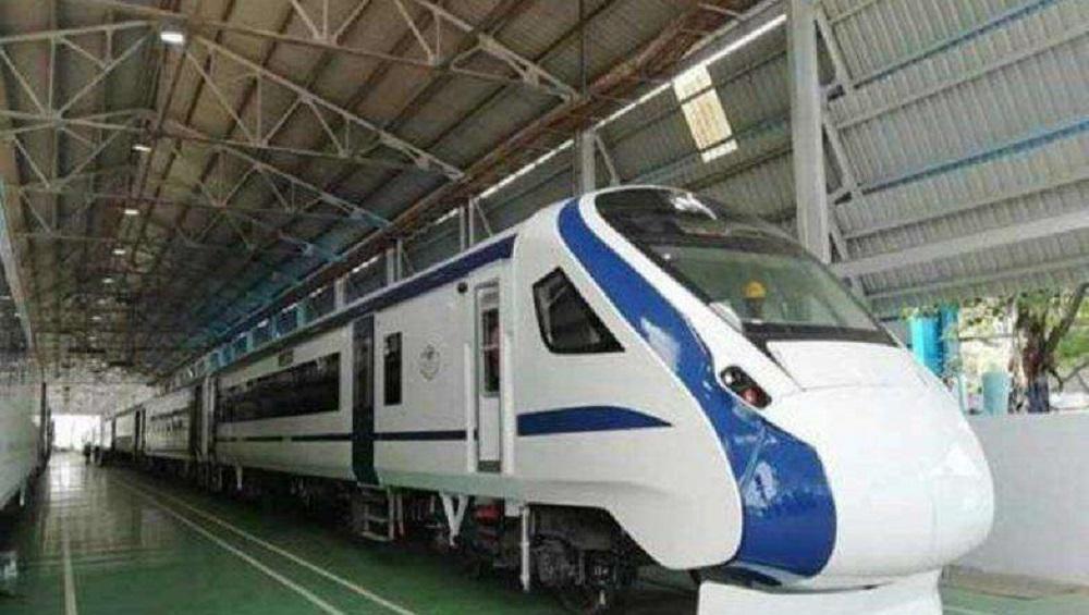 चीनला मोठा झटका! केंद्राने रद्द केली 44 सेमी हायस्पीड 'वंदे भारत' ट्रेनची निविदा