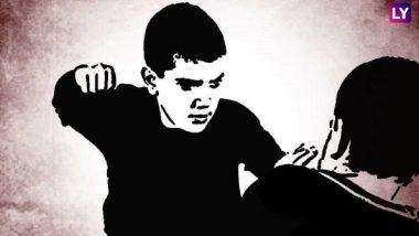 पिंपरी-चिंडवड: 'दारात थुंकू नका, लहान मुळे खेळतात' असे बोलणाऱ्या एका तरुणाला जमावाकडून बेदम मारहाण; चौघांविरोधात गुन्हा दाखल