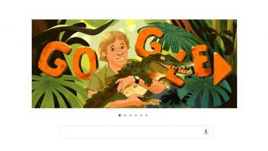 Steve Irwin 57th Birthday: गूगल डूडलच्या माध्यामातून जगप्रसिद्ध 'Crocodile Hunter'ला खास मानवंदना