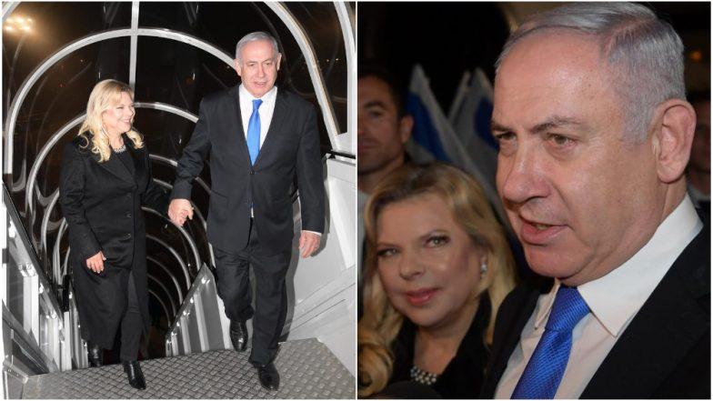 इस्राईलचे पंतप्रधान बेंजामिन नेतन्याहू यांच्या विमानाला अपघात