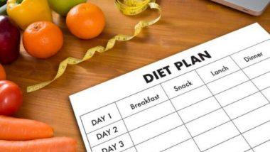 Diet Plan मुळे दैनंदिन जीवनातील 'या' गोष्टींवर परिणाम होऊ शकतो