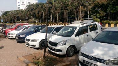 मुंबईत बेकायदेशीर गाडी पार्किंगच्या नियमानुसार एका आठवड्यात 26 लाखांची दंडवसूली