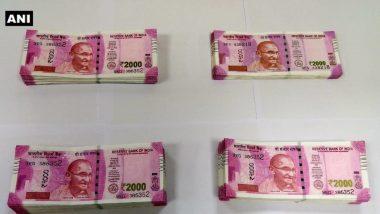 कोलकाता येथे 7 लाख रुपयांच्या बनावट नोटा जप्त, आरोपींना अटक