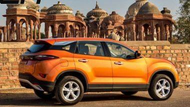 Tata कंपनीच्या येणाऱ्या नव्या कारचा Teaser झळकला, 7-सीटरसह होणार लॉन्च