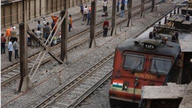 मुंबई: मध्य, पश्चिम, हार्बर रेल्वे मार्गावर आज मेगाब्लॉक