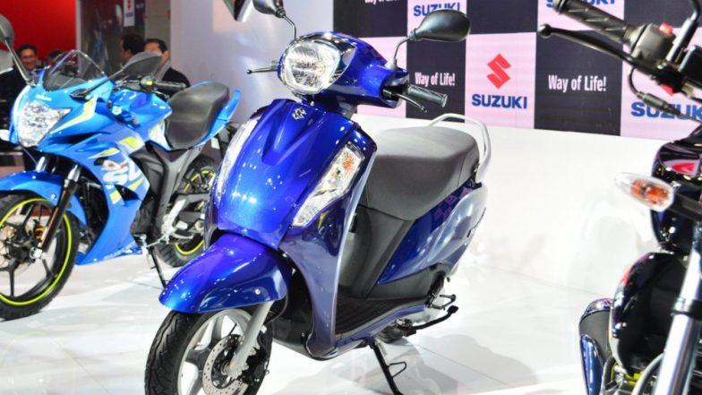 2019 Suzuki Access 125 भारतात लॉन्च, किंमत फक्त 56,667रुपये
