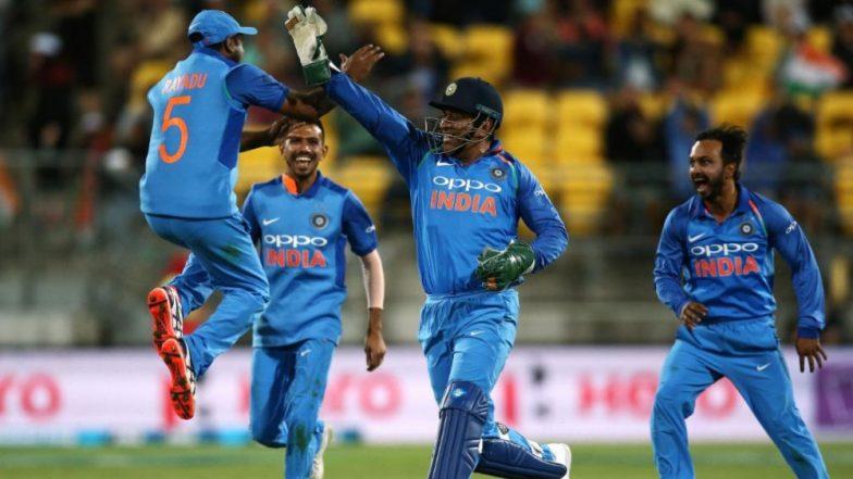 India vs New Zealand 5th ODI 2019: तब्बल 52 वर्षांनी भारतीय संघाचा न्यूझीलंड मध्ये पहिल्यांदाच दणदणीत विजय