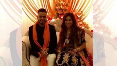 IPL पूर्वी क्रिकेटर नितीश राणा अडकला विवाहबंधनात