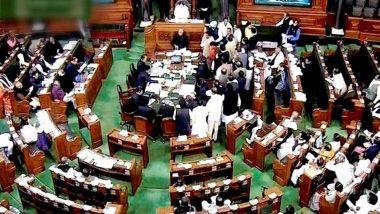 दिल्ली हिंसाचारावर आज संसदेत चर्चा; काँग्रेस लावून धरणार अमित शहा यांच्या राजीनाम्याची मागणी