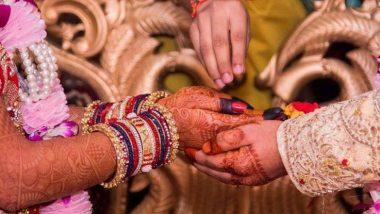 प्रियकरासोबत नवऱ्याने लावून दिले बायकोचे लग्न, भेट म्हणून मुलगासुद्धा पाठवून दिला