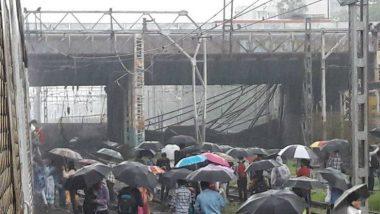 मुंबईमधील धोकादायक पुलांची पुनर्बांधणी ताबडतोब करावी; आयआयटी मुंबईचा सल्ला