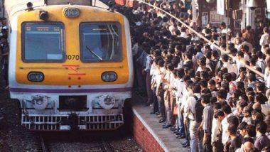 ठाणे-मुलुंड स्थानकादरम्यान रुळाला तडे, मध्य रेल्वे वाहतूक सेवा विस्कळीत