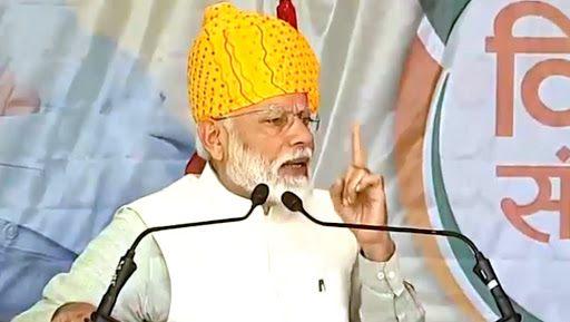 पंतप्रधान नरेंद्र मोदी 'काश्मिरी' विद्यार्थ्यांच्या पाठीशी, आपला लढा 'काश्मिर' साठी आहे, काश्मिरींविरुद्ध नसल्याची घोषणा