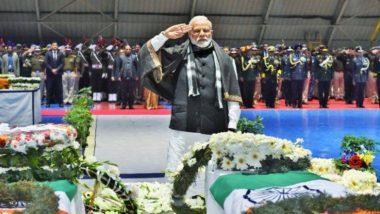 Pulwama Terror Attack: शहीद जवानांचे पार्थिव मूळ गावांकडे रवाना; आज होणार अंत्यसंस्कार