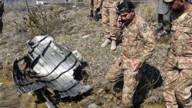पाकिस्तानचा खोटारडेपणा उघड, भारतीय वायुसेनेने उद्ध्वस्त केलेल्या F-16 विमानाचे फोटो झळकले