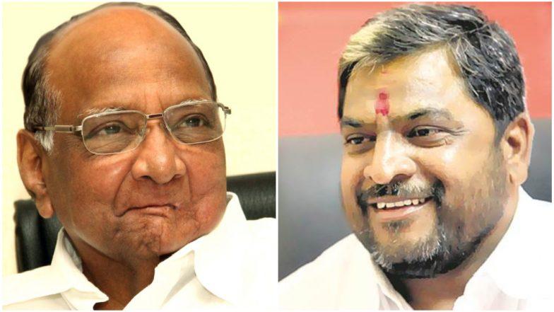 Lok Sabha Election 2019: माढा येथून शरद पवार यांना राजू शेट्टी देणार आव्हान; स्वाभिमानीत ठराव मंजूर
