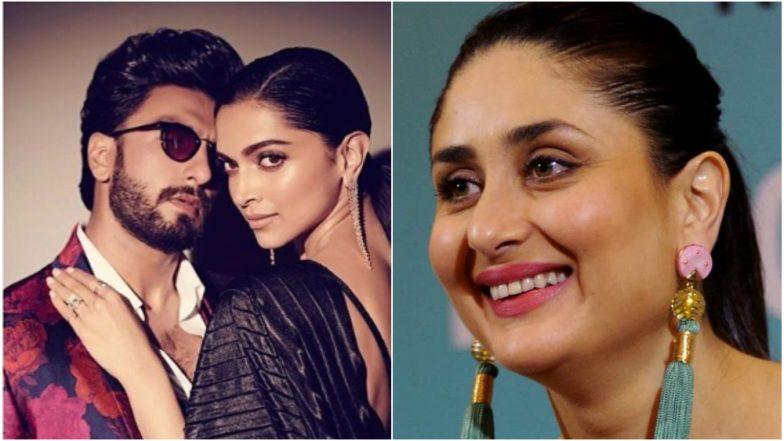 व्हिडिओ:  रणवीर सिंह याने करीनाकडे मागितल्या टीप्स म्हणाला 'टॉप पती कसे व्हायचे सांग ना'