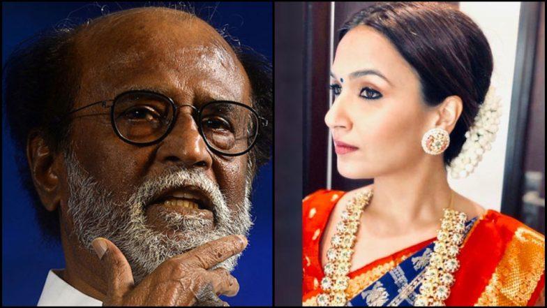 अभिनेता रजनीकांत यांची मुलगी सौंदर्या लग्नाळू मनस्थितीत, ट्विट करुन दिली माहिती