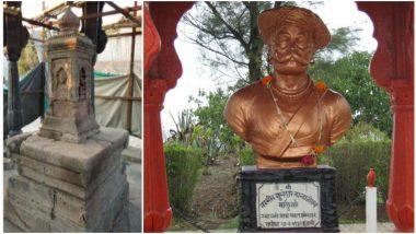 सिंहगडावर मिळाली ऐतिहासिक भेट, तानाजी मालुसरे यांची देहसमाधी सापडली
