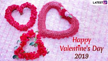 Happy Valentine's Day शुभेच्छा देण्यासाठी खास  Romantic Quotes, Greetings, GIF Images,WhatsApp Messages,SMS;  प्रेमाचा दिवस आज नक्की खास बनवा!