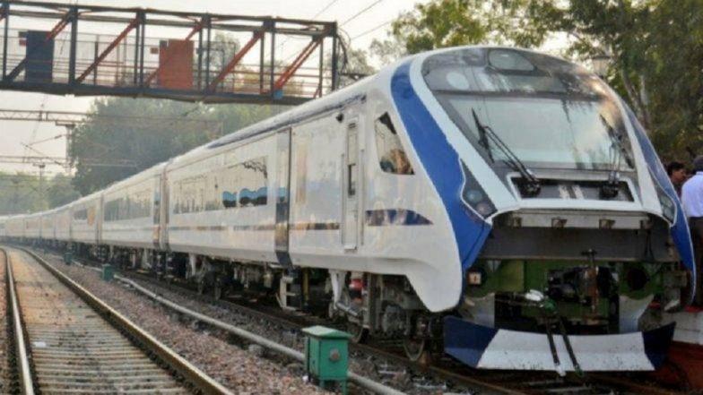 वंदे भारत ट्रेन: 1,850 रुपयांत करा वाराणसी ते दिल्ली गारेगार प्रवास, एक्झिक्युटीव्ह क्लासला मोजावे लागणार 3,520 रुपये