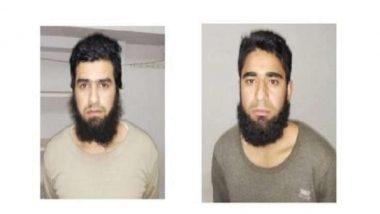 उत्तर प्रदेश: जैश-ए-मोहम्मदच्या दोन दहशतवाद्यांना अटक; हत्यारांसह, काडतुसे जप्त