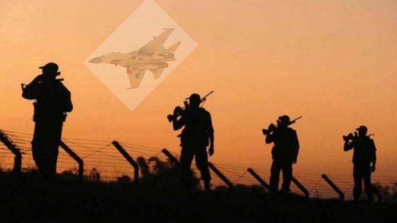 भारतानं पाडलं पाकिस्तानंच एफ-16 विमान, पॅरेशूटच्या माध्यमातून पाकचे पायलट पळाले