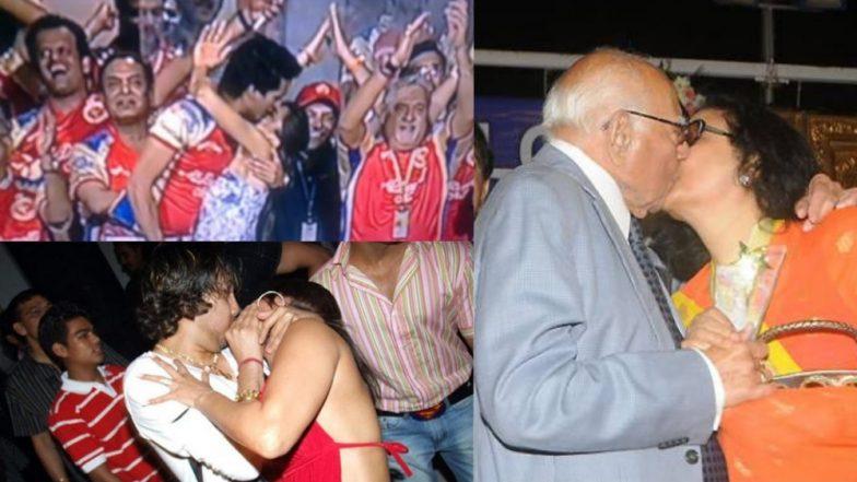 बॉलीवूडमधील काही विवादित kiss; वडील आणि मुलीचा हा किस ठरला सर्वात वादग्रस्त