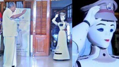 केरळ पोलिसांच्या ताफ्यात 'रोबो'चा समावेश; दिला पोलीस उपनिरीक्षकाचा दर्जा, करणार ही कामे