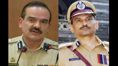 मुंबई पोलीस महासंचालक म्हणून सुबोध जैसवाल तर मुंबई पोलीस आयुक्तपदी संजय बर्वे यांची नियुक्ती