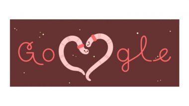 Happy Valentine's Day 2019: Google ने जगभरातील सर्व प्रेमीकांसाठी अर्पण केले आजचे रोमँटीक Doodle
