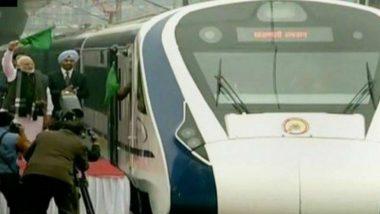 उद्घाटनाच्या दुसऱ्याच दिवशी 'वंदे भारत एक्सप्रेस'मध्ये तांत्रिक बिघाड; उद्या ट्रेन धावणार का नाही याबाबत शंका
