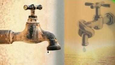 पुणेकरांनो आजच टाकी फूल करा! उद्या नळाला नसेल पाणी