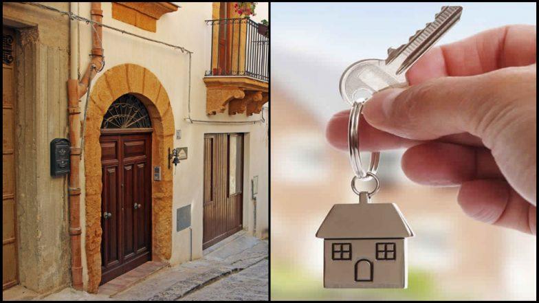 खुशखबर! फक्त 80 रुपयांत विदेशात खरेदी करा आलीशान घर