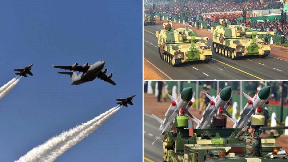 भारत-पाकिस्तान तुलनेत कोणाची सैन्य शक्ती किती? जाणून घ्या
