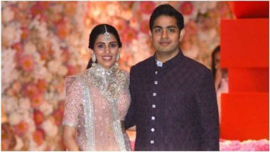 Ambani कुटुंबामध्ये आला नवा चिमुकला;  Akash Ambani-Shloka Mehta यांना पुत्रप्राप्ती