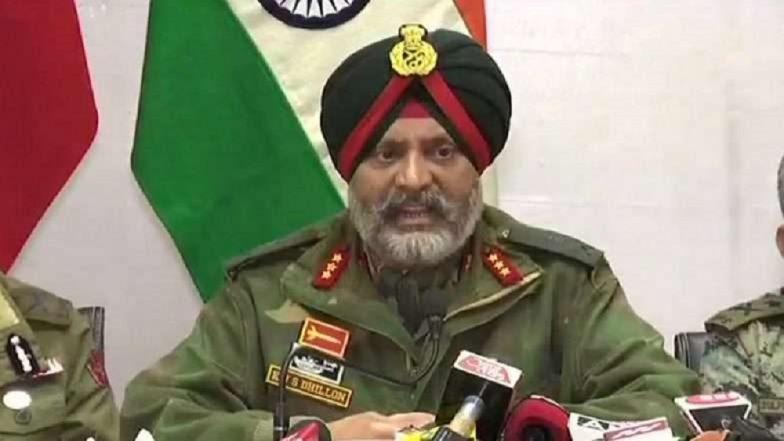 शस्त्र हातात घेणाऱ्यांची गय केली जाणार नाही; पुलवामा दहशतवादी हल्ल्यानंतर भारतीय सैन्याचा इशारा