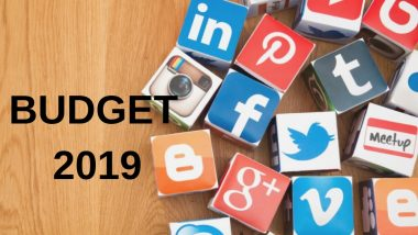 Budget 2019: अर्थसंकल्प 2019 सादर झाल्यानंतर विरोधी पक्षाकडून सोशल मीडियावर खिल्ली