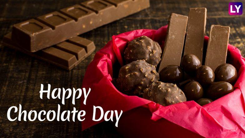 Happy Chocolate Day 2019: हॅपी चॉकलेट डे' च्या शुभेच्छा देण्यासाठी खास मराठी Facebook, WhatsApp Status, SMS, Greetings