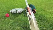 क्रिडा विश्वाला मोठा धक्का! सरावदरम्यान हृदयविकाराच्या झटका आल्याने 'या' युवा क्रिकेटपटूचा मृत्यू