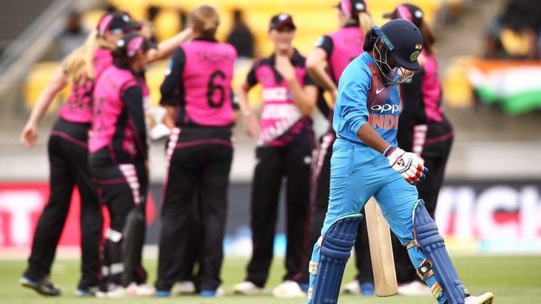 India vs New Zealand women's 2nd T20 2019: न्यूझीलंड संघाकडून महिला भारतीय संघाचा पराभव, सीरिज मध्ये न्यूझीलंडचे वर्चस्व