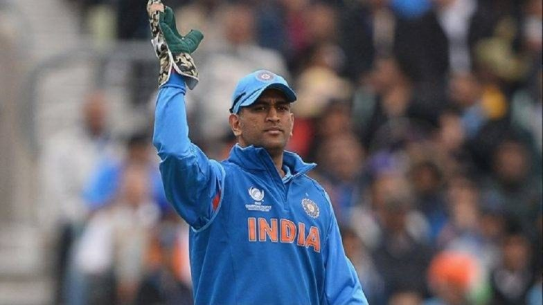 India vs New Zealand 3rd T20I: 'महेंद्रसिंग धोनी'च्या देशप्रेमाचे मैदानावरच दर्शन (Viral Video)