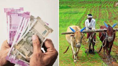 मोदी सरकारकडून शेतकऱ्यांना दिवाळी गिफ्ट, रब्बी पिकांच्या हमीभावात 85 रुपयांची वाढ