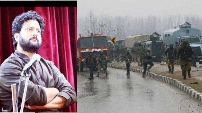 Pulawama Terror Attack:  मने कोरडी रक्तानेही भिजली नाही... Jitendra Joshi ने कवितेच्या माध्यमातून व्यक्त केल्या भावना
