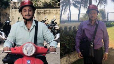 'मोगरा फुलला' सिनेमातील Swwapnil Joshi च्या लुकची पहिली झलक