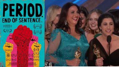 Oscars Award 2019: भारतीय निर्माती Guneet Monga च्या 'Period End of Sentence' ने ऑस्कर पटकावला; सर्वोत्कृष्ट डॉक्युमेंट्ररी म्हणून गौरव